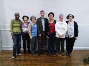Grande première à la mission évangélique pour les sans-logis