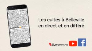 Un nouveau site web pour Belleville