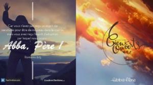 Samuel Olivier nous raconte comment il a composé le chant Abba Père