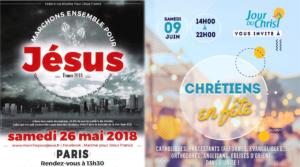 Marche pour Jésus / Jour du Christ