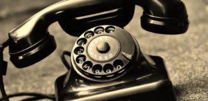 Ecouter le culte au téléphone !